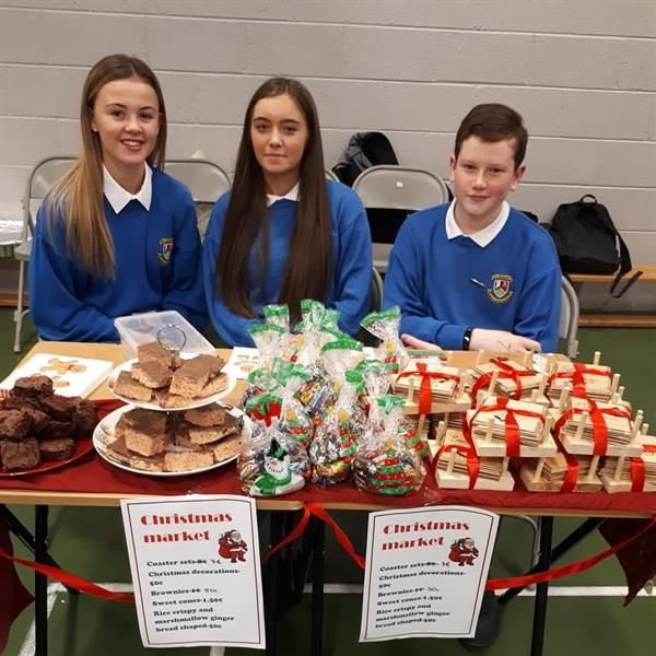 St. Finian's C.C. Annual Christmas Market