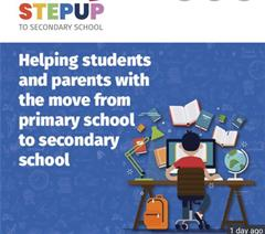 How School Works- Step Up To Secondary School
