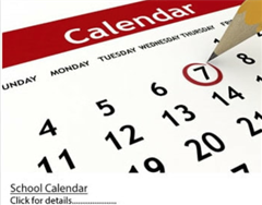 Student School Calendar 2020/2021 (Updated)