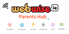 The Webwise Parents Hub